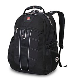 SwissGear® Black ScanSmart Backpack