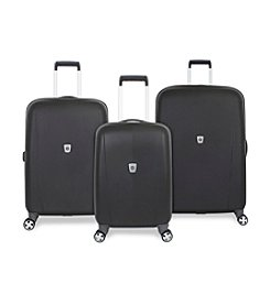 SwissGear® Black Upright Hardside Luggage Collection