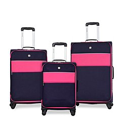 SwissGear® 6186 Upright Spinner Luggage Collection