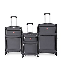 SwissGear® 7378 Upright Spinner Luggage Collection