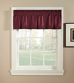 CHF Pebble Inverted Pleated Valance