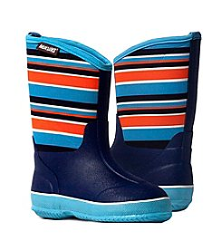 MUK LUKS Boys' Little Splashers Rain Boots