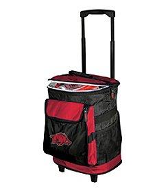 NCAA® University of Arkansas Rolling Cooler