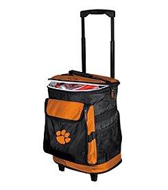 NCAA® Clemson University Rolling Cooler
