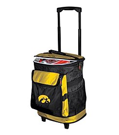 NCAA® University of Iowa Rolling Cooler