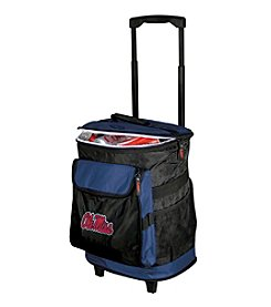 NCAA® University of Mississippi Rolling Cooler