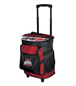 NCAA® Ohio State University Logo Chair Rolling Cooler