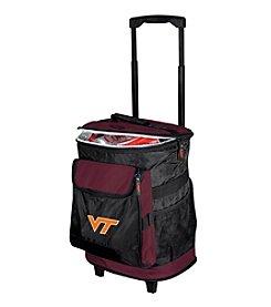 NCAA® Virginia Tech Rolling Cooler