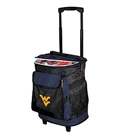 NCAA® West Virginia University Rolling Cooler