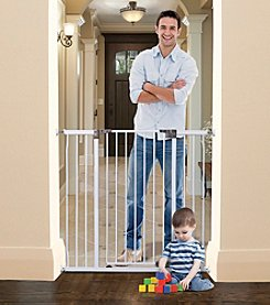 Dreambaby® Liberty Extra Tall and Wide Auto Close Security Gate with Stay Open Feature