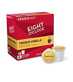 Keurig® Eight O'clock French Vanilla 18-Pk. K-Cup Portion Pack