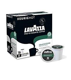 Keurig® Lavazza Gran Selezione Dark Roast 16-Pk. K-Cup Portion Pack