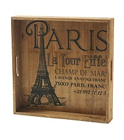 Fetco® Wooden Paris Tray