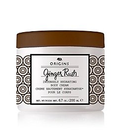 Origins® Ginger Rush® Intensely Hydrating Body Cream