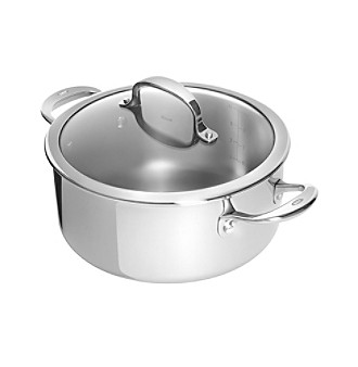 OXO® Good Grips Cookware Stainless Steel Pro 5-qt. Covered Dutch Oven ...