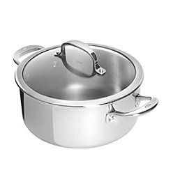 OXO® Good Grips Cookware 5-qt. Stainless Steel Pro Covered Dutch Oven