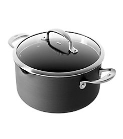 OXO® Good Grips Cookware Nonstick Pro 6-qt. Covered Casserole with Straining Lid