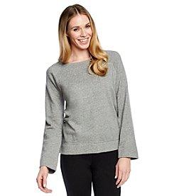 Jones New York Sport® Embellished Sweatshirt