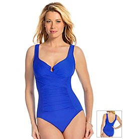 Miraclesuit® Up And Coming Ambrosia One Piece Swimsuit