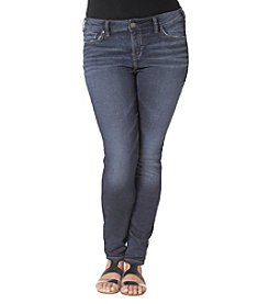 Silver Jeans Co. Plus Size Aiko Skinny Jeans