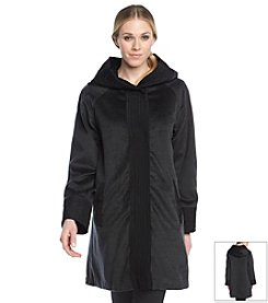 Jones New York® Reversible Storm Coat