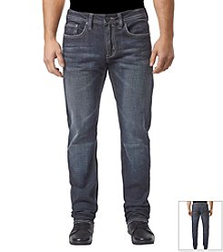 Buffalo by David Bitton Men's Driven Relaxed Straight Jean