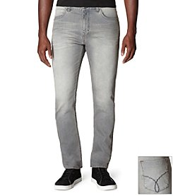Calvin Klein Jeans® Men's Marine Gray Straight Leg Fashion Denim
