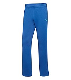 PUMA® Men's Sweat Pants with Open Bottom