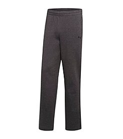 PUMA® Men's Open Bottom Sweat Pants