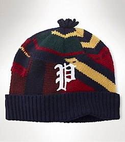 Polo Ralph Lauren® Patchwork Wool Cap