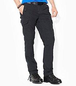 Polo Ralph Lauren® Straight Fit Ripstop Cargo Pants