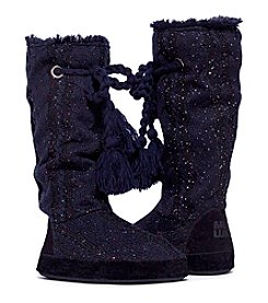 MUK LUKS Grace Sprinkled Slipper Boots