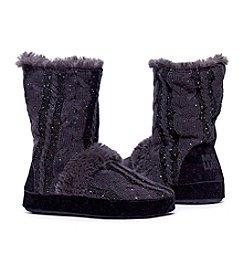 MUK LUKS Jenna Sprinkled Scrunch Boots