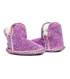 MUK LUKS Amira Candy Coated Slippers