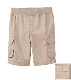 Ruff Hewn Mix & Match Boys' 2T-7 Knit Waistband Cargo Shorts