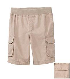Ruff Hewn Mix & Match Boys' 2T-7 Knit Waistband Cargo Shorts