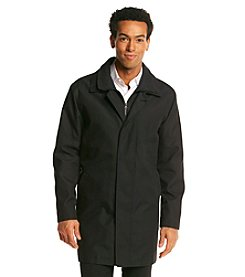 Lauren Ralph Lauren Men's Edgar Black Rain Coat
