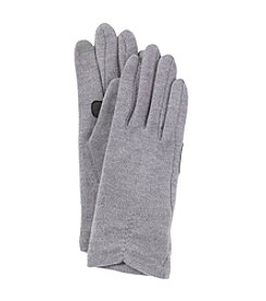 Echo Design Touch Warmer Ruched Gloves