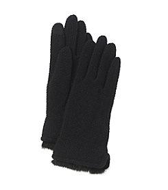 Echo Design Touch Fur Cuff Gloves