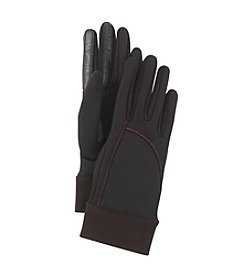 Isotoner® Signature Spandex Color Stitched Gloves