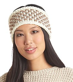 Steve Madden Bubble Knit Headband