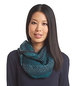 Relativity® Spacedye Twisted Cowl Scarf