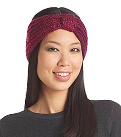Relativity® Spacedye Rainbow Seed Cinched Headwrap