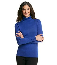 Cupio Turtleneck Knit Pullover