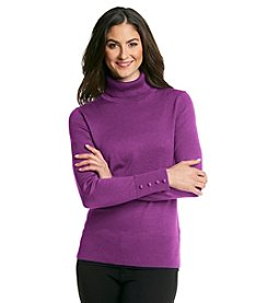 Spense Turtleneck Knit Pullover