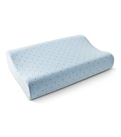 Tempur Rest™ Cool-Blue Memory Foam Contour Pillow