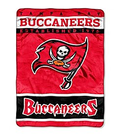 Tampa Bay Buccaneers 12th Man Raschel Throw