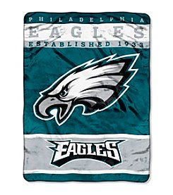 Philadelphia Eagles 12th Man Raschel Throw