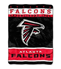 Atlanta Falcons 12th Man Raschel Throw