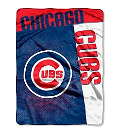 Chicago Cubs Strike Raschel Throw